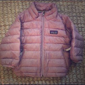 Patagonia Purple Sweater Jacket